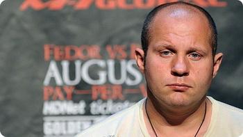 Ємельяненко: На багатьох бійців UFC просто не цікаво дивитися