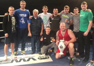Українські боксери взяли два золота на турнірі в Угорщині