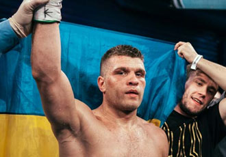Сергій Дерев'янченко: Родина поїхала в Україну, а я готуюсь до наступного бою