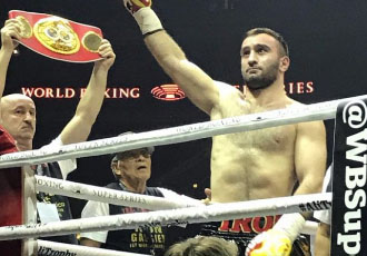 Гассієв поб'ється з боксером, який відправляв у нокдаун Джошуа