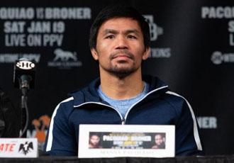 Пакьяо назвав 4 боксерів, з якими він хоче битися