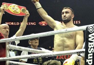 Гассієв: Хочеться стати чемпіоном світу у важкій вазі