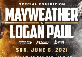 Логан Пол аж на 15 кг переважив Мейвезера (ВІДЕО)