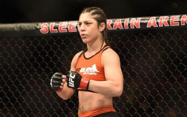 Бет Коррейя знялась з турніру UFC 227