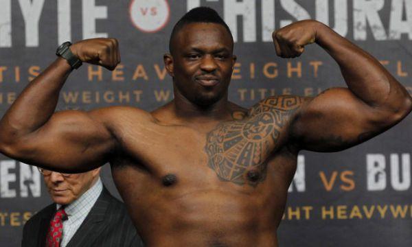 Вайт може втратити статус претендента на титул WBC