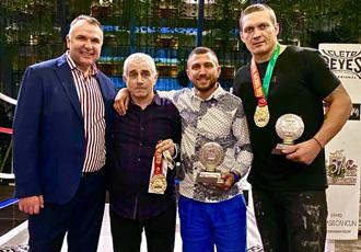 Анатолію Ломаченку вручили особливу нагороду (ВІДЕО)