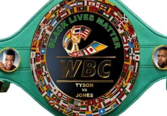 WBC опублікувала фото пояса, за який проведуть бій...