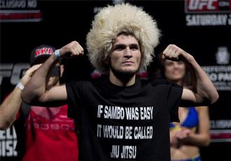Нурмагомедов битиметься на UFC 208