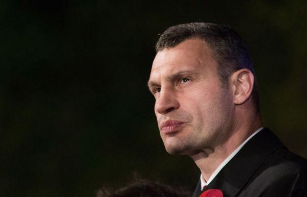 Віталій Кличко підтримав Білорусів (ФОТО)