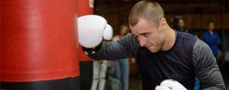 Відкрите тренування Макса Бурсака у Києві (ФОТО)