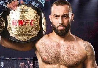 Українського бійця UFC не впустили на турнір у Росію