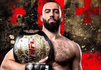 Долідзе готується до дебюту в UFC 18 липня