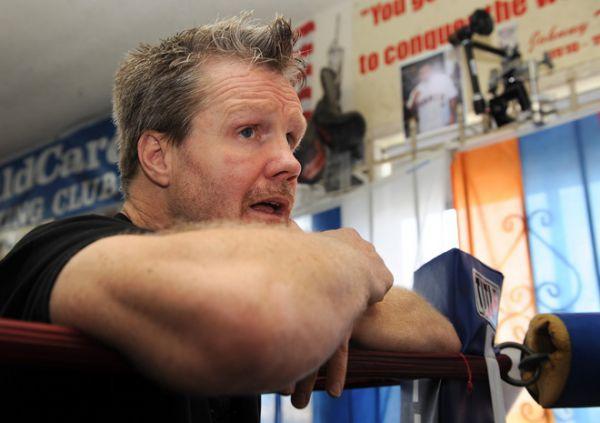 Роач: Макгрегор дуже харизматичний, але в боксі він не дуже хороший
