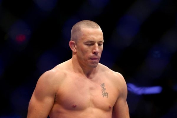 Сен-П'єр - новоспечений член Зал слави UFC