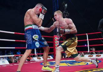 Непереможний український боксер проведе бій за пояс WBC International Silver