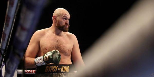 Фьюрі отримав суперника на бій 5 грудня