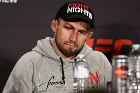 Росіянина Багаутінова звільнили з UFC
