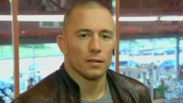 Сен-П'єр розірвав контракт з UFC