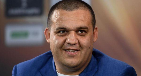 Генеральний секретар Федерації боксу Росії Умар Кр...