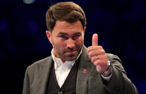 Хірн: Ви повинні віддати Альваресу 1-е місце рейтингу кращих боксерів світу