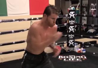 Феноменальна швидкість рук Сауля Альвареса (ВІДЕО)