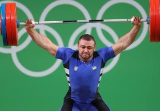 Український чемпіон Європи з важкої атлетики Дмитр...