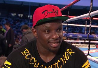 Вайт битиметься з Алленом за інтернаціональний титул WBC