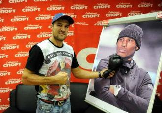 Ковальов: Я завжди мріяв вийти в ринг проти Хопкінса