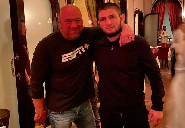 Президент UFC: Якщо Конор переможе Порьє, то хай би виходив на Хабіба