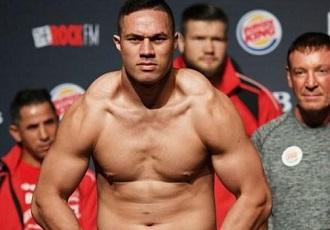 Чемпіон світу за версією WBO в суперважкій вазі Дж...