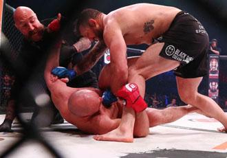 Bellator 214: Ємельяненко програв жорстким нокаутом, пропустивши перший удар суперника (ВІДЕО)