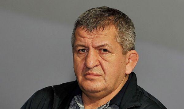 Абдулманап Нурмагомедов ділиться очікуваннями від бою Хабіба з Фергюсоном