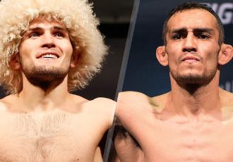 UFC презентувала тизер до бою Фергюсона і Нургмагодова (ВІДЕО)
