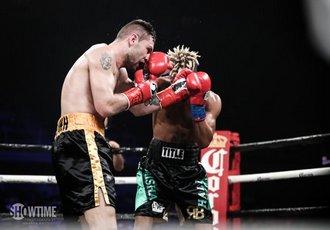Білорус Реліх виграв чемпіонський титул WBA