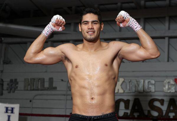 Мексиканський екс-чемпіон світу в другій середній ...