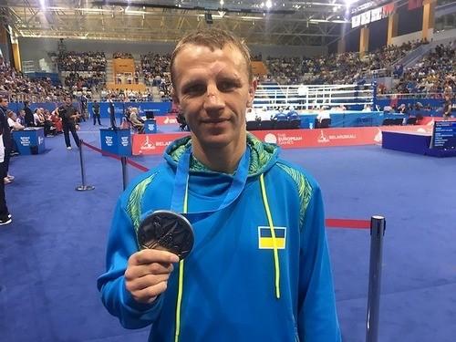 Микола Буценко завоював срібло Європейських ігор (ВІДЕО)