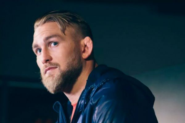 Густафссон: Я б зустрівся з Джонсом за правилами боксу