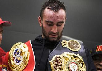 Гассієв повернув пояс WBA Дортікосу (ВІДЕО)