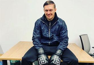 Росіянин, новозеландець і кубинець. Хірн назвав боксерів, з якими хоче битись Усик