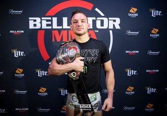 Чендлер втретє став чемпіоном Bellator