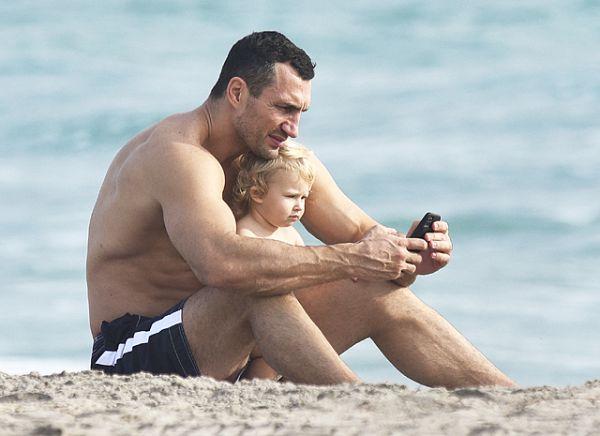 Володимир Кличко зізнався, що мріє про ще одну дитину