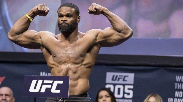 Вудлі: Я тренуюся і готовий до UFC 249