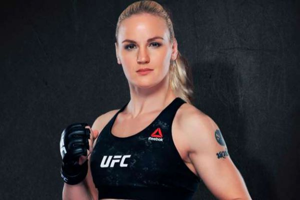 Валентина Шевченко встановила рекорд UFC
