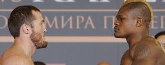 Зважування у Москві: Лєбєдєв – Каленга, Кудряшов-Паліос та інші (ФОТО)