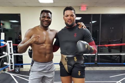 Тренер Джо Джойса: Нганну може боксувати на найвищому рівні