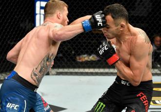 UFC 249. Гетжі знищив Фергюсона і відправив його у нокаут