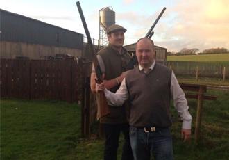 Кадр дня: Тайсон Фьюрі взявся за зброю (ФОТО)