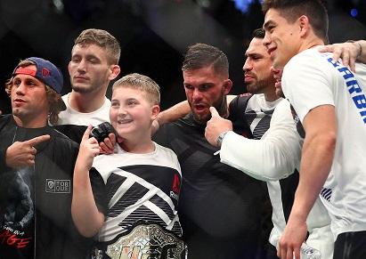 Коді Гарбрандт став чемпіоном UFC (ФОТО)