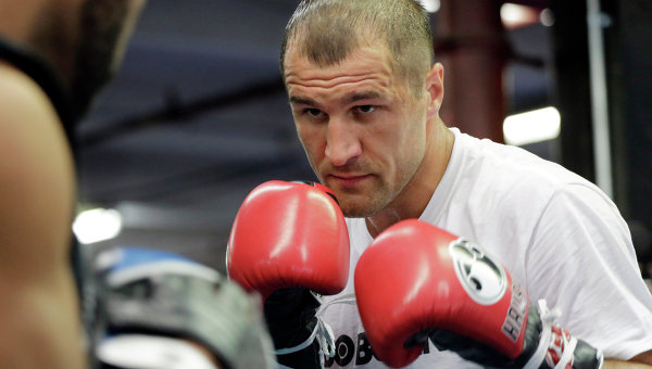 Ковальов продовжує підготовку до бою з Альваресом (ВІДЕО)