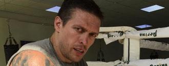 Виснажений Усик не шкодує себе в тренувальному таборі (ФОТО)
